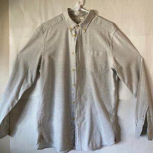H&M cotton dress shirt